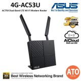 ASUS (4G-AC53U) AC750 Dual-Band LTE Wi-Fi Modem Router with Parental Controls and Guest Network