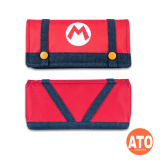 Nintendo Switch Fabric Pouch with Game Card Slot OEM