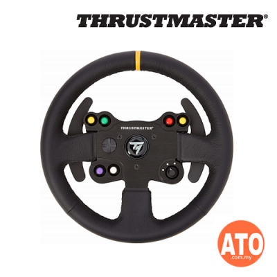 **Back to Back Order** Leather 28 GT Wheel Add-On for PS4 / PS3 / Xbox One / PC