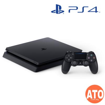 Playstation 4 PS4 Slim 500GB Console (1-year Warranty)