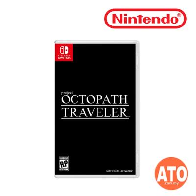 Octopath Traveler for Nintendo Switch - Standard