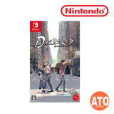 **PRE-ORDER** Daedalus The Awakening of The Golden Jazz for Nintendo Switch (Asia) Eng/Chi ETA 23 May 2019