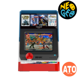 NEOGEO Mini Console (Asia) 1-year Warranty