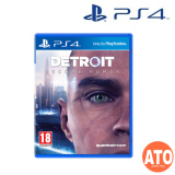 Detroit Become Human for PS4 (Collector Edition)