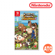 Harvest Moon Light of Hope for Nintendo Switch Collector Edition (EU)