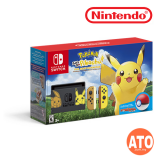 Nintendo Switch Console Pokémon: Let's Go Bundle Limited Edition