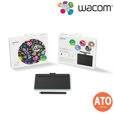 Wacom Intuos S Graphic Pen Tablet