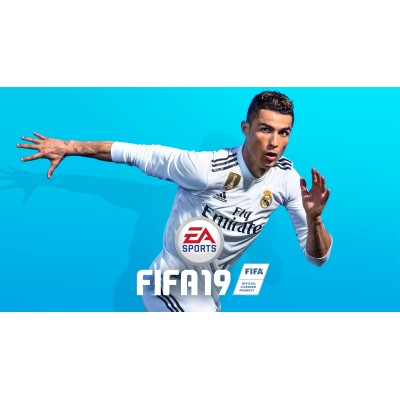 FIFA 19 Standard Edition for PS4 [R3] (FREET-Shirt)  **While stock last**