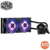 COOLER MASTER MASTERLIQUID  ML240L RGB COOLER