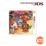 3DS YO-KAI WATCH BLASTERS: Red Cat Corps