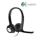 Logitech H390 USB Headset (2-YEAR WARRANTY)
