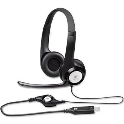 Logitech H390 USB Headset (2-YEAR WARRANTY)