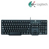 Logitech K100 Classic Wired Keyboard