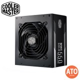 COOLER MASTER MWE GOLD 550 FULLY MODULAR POWER SUPPLY (5-YEARS WARRANTY)