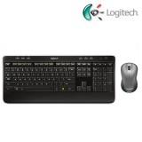 Logitech MK520R Wireless Combo  (Keyboard + Mouse)