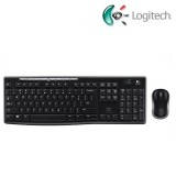 Logitech MK270R Wireless Combo (Keyboard + Mouse)