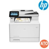 HP Color LaserJet Pro MFP M477fdw Printer
