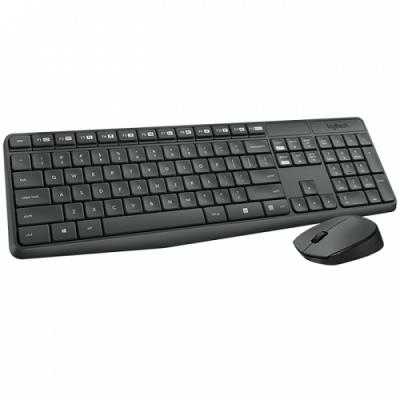 Logitech MK235 Wireless Combo (Keyboard + Mouse)