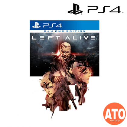 Left Alive Day One Edition (R3-ENG)