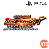 Capcom Belt Action Collection for PS4 (R3 ASIA)