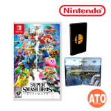**PRE-ORDER** Super Smash Bros Ultimate Steel Case Edition for Nintendo Switch (MDE)