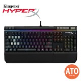 KINGSTON HYPERX ALLOY ELITE RGB GAMING KEYBOARD (2-YEAR WARRANTY)