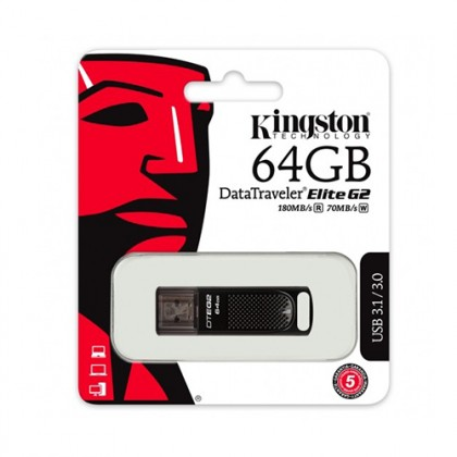 KINGSTON DT ELITE G2 USB3.0 (64GB)