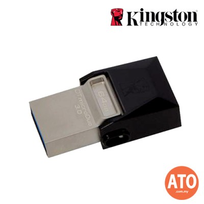 KINGSTON DT MICRO DUO 3 USB3.0 (64GB)