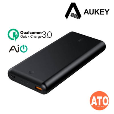 Aukey PB-XD26 26800mAh Qualcomm 3.0 Power Bank (Support Nintendo Switch)