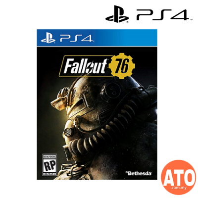 Fallout 76 for PS4 (R3)
