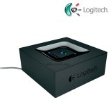 Logitech Bluetooth Audio Receiver Wireless Streaming