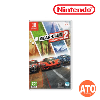 Gear Club Unlimited 2 for Nintendo Switch (Chinese)