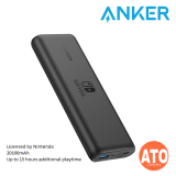 Anker A1275S11 Power Bank 20100 mAh (Licensed by Nintendo)