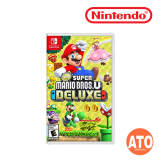 New Super Mario Bros U Deluxe for Nintendo Switch