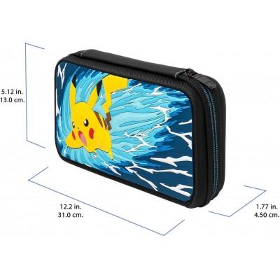 PDP Pokemon Pikachu Battle Deluxe Travel Case