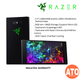Razer Phone 2 (120Hz UltraMotion Refresh Rate | Qualcomm Snapdragon 845) 1 Year Razer Malaysia Warranty