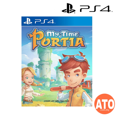 My Time at Portia for PS4 (R2 ENG/CHI)