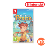 **PRE-ORDER** My Time at Portia for Nintendo Switch