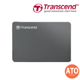 "Transcend StoreJet® 25C3N 2.5"" USB 3.0/3.1 Portable Hard Drive 2TB"