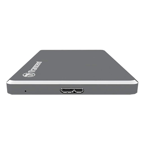 Image result foترنسند مدل StoreJet 25C3N ظرفیت 2 ترابایتr Transcend StoreJet 25C3N External Hard Drive - 2TB