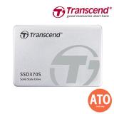 "Transcend SSD370S 2.5"" Sata 3 Solid State Drive (SSD) 256GB"
