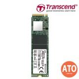 Transcend NVMe PCIe Gen3 x4 MTE110s M.2 SSD (3D TLC NAND) 512GB