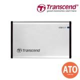 Transcend StoreJet 25S3 USB 3.0 / 3.1 Enclosure SSD/HHD