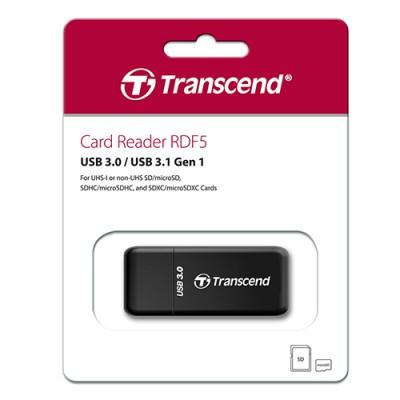 Transcend  RDF5 All in One Multi Card Reader USB 3.0 / 3.1