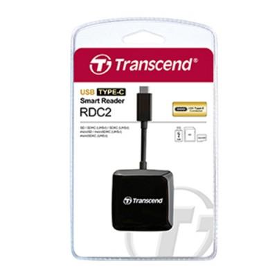 Transcend RDC2 OTG Type-C Smart Card Reader