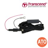 TRANSCEND DRIVEPRO CAR Hardwire Power Cable