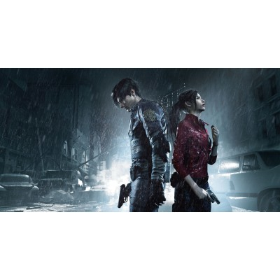 Resident Evil 2 for PS4 (Standard Edition) R2