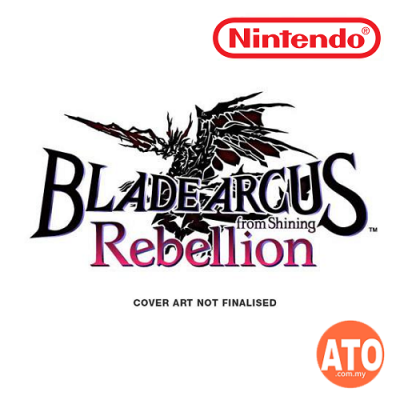 Blade Arcus Rebellion from Shining for Nintendo Switch (CHI)