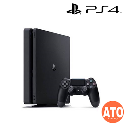 Playstation 4 PS4 Slim 500GB HITS Bundle (Asia Set) EXTRA 1 Controller