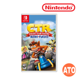 **PRE-ORDER** Crash Team Racing Nitro-Fueled for Nintendo Switch